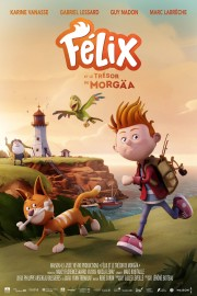 Felix and the Treasure of Morgäa